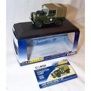 corgi vanguards land rover serie 1 80 1st batallón el regimiento de gloucestershire 29 infantería brigada de la glorioso glosters at the battle of la lmjin río coche 1.43 escala modelo fundido