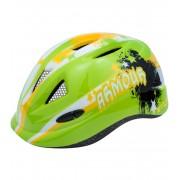 R2 ARMOUR Dětská cyklistická helma ATH05H zelená XS