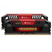 Vengeance Pro Series Red - 2 x 8 Go DDR3-1866 - PC3-15000 - CL9 - Mémoire PC (CMY16GX3M2A1866C9R)