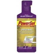 PowerBar PowerGel Original Black Currant flavour + Caffeine Energiegels