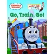 Go, Train, Go! by Rev W Awdry