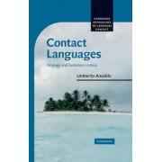 Contact Languages by Umberto Ansaldo