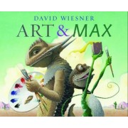 Art and Max by David Weisner