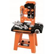 Écoiffier atelier de lucru Black&Decker 2305 portocaliu-negru