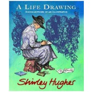 A Life Drawing by Shirley Hughes