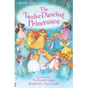 The Twelve Dancing Princesses by Emma Helbrough