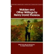 Walden and Other Writings by Henry David Thoreau by Henry David Thoreau