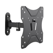 "Logilink BP0007 23–42"" TV wall mount tilt -7.5°/+7.5° swivel -90°/90°"