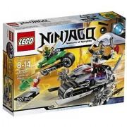 LEGO Ninjago 70722 OverBorg Attack Toy