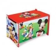 Mickey Coffre A Jouets Bois Delta Children Tb84877mm