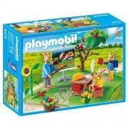 Playmobil City Life 6173 - Coniglio Di Pasqua Scuola Elementare