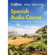 Easy Learning Spanish Audio Course by Collins Dictionaries