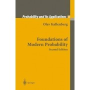 Foundations of Modern Probability by Olav Kallenberg