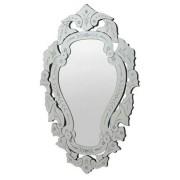 Sun Espelho Veneziano Manequim Cor Prata 90 cm ALT 35319 Sun House