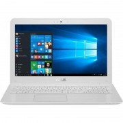 Laptop Asus XX556UJ-XX099D 15.6 inch HD Intel Core i5-6200U 4GB DDR3 1TB HDD nVidia GeForce 920M 2GB Glossy White