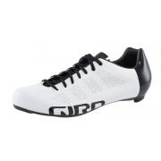 Giro Empire ACC Shoes Men white/black 2017 42 Rennvelo Klickschuhe