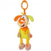 Музикална играчка за количка Кученце - 1347 Babyono, 9070175