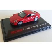 MACHETA PORSCHE 911 CARRERA ROSU H0, 1:87, Vollmerr