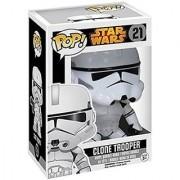 Funko Star Wars Return of the Jedi POP! Star Wars Clone Trooper Vinyl Bobble Head #21 [Vaulted Edition]