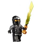 Lego Ninjago 2013 Cole Minifigure Final Battle Suit