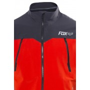 Fox Downpour Pro Jacket Men red/black XL 2017 MTB Jacken