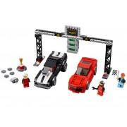 LEGO Cursa de dragstere Chevrolet Camaro (75874)