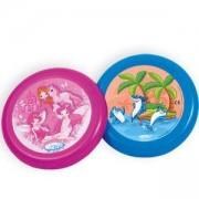 Детско фризби, 10357 Mochtoys, налични 2 цвята, 5907442103571
