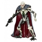 Star Wars The Saga Collection 2006 Series General Grievous Action Figure #30 3.75 Inches