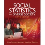 Social Statistics for a Diverse Society by Anna Y. Leon-Guerrero
