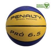 Bola de Basquete Penalty Pro 6.5 Feminina - Tamanho 6