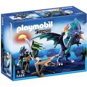 Dragons- Draak met krijger