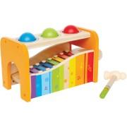 Hape Xylophon und Hammerspiel Xylophon und Hammerspiel (E0305)