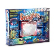 Set Acvariu Aqua Dragons Deluxe World Alive W4003