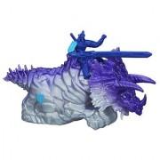 Transformers Age of Extinction Dino Sparkers Autobot Drift and Dinobot Slug Figures