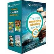 Oxford Children's Classics World of Adventure Box Set by Robert Louis Stevenson