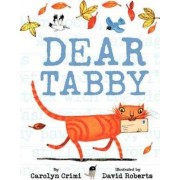 Dear Tabby by Carolyn Crimi