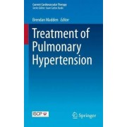 Treatment of Pulmonary Hypertension 2015 by Brendan Madden