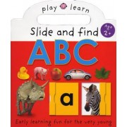 Slide and Find ABC by Priddy Books