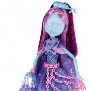 Papusa Kiyomi Haunterley - Monster High Haunted