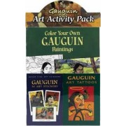 Gaugin Art Activity Pack by Dover Publications Inc
