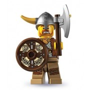 Lego Collectable Minifigures: Viking Minifigure - Series 4
