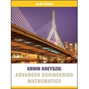 Advanced Engineering Mathematics by Erwin Kreyszig