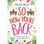 So Now You're Back by Heidi Rice