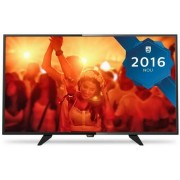 "Televizor LED Philips 80 cm (32"") 32PFT4101/12, Full HD, CI+ + Voucher Cadou 50% Reducere ""Scoici in Sos de Vin"" la Restaurantul Pescarus"