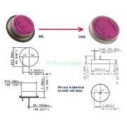 Bateria SL-840 TL-2450/P SL-340P SL-740P TL-5186 Tadiran 3.6V