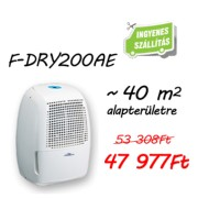 Fisher F-DRY200AE páramentesítő (20liter/nap)