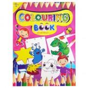 Kinder kleurboeken No 6