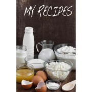 My Recipes by Snapping Turtle Books