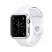 Thin Fit Case voor de Apple Watch 38mm - Satin Silver