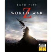 WORLD WAR Z Steel Book - 2 discs 2012